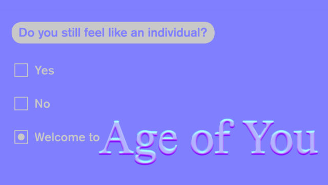Age of You 2019