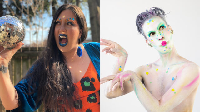 Future Contemporaries: Gabriel Dharmoo and Olivia Shortt in conversation with Charity Chan
