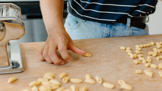 TD Community Sunday: Pasta Making with Jess Maiorano from Pasta Forever