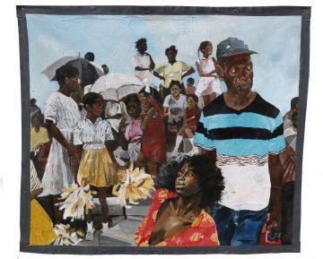 Kareem-Anthony Ferreira  Caribbean Desire, 2019